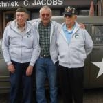 John, Kees, Bill