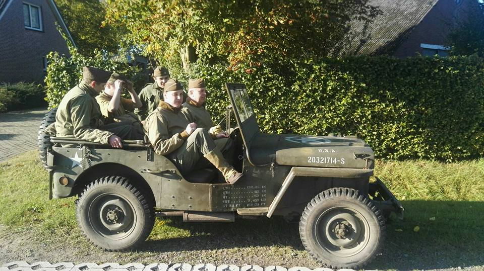 Willys MB Jeep.